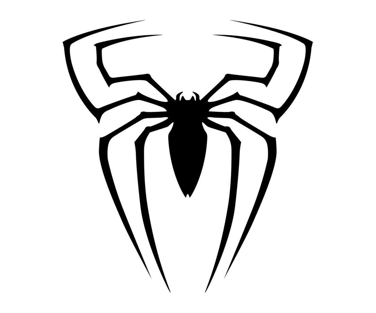Spiderman symbol png. Logo meaning history and