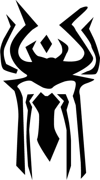 Spiderman chest logo png. Spectacular spider man by