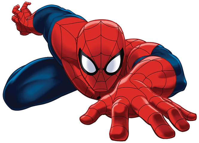 The many face of. Spiderman clip clip art black and white library