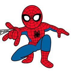 Spiderman clipart. Free bing images party