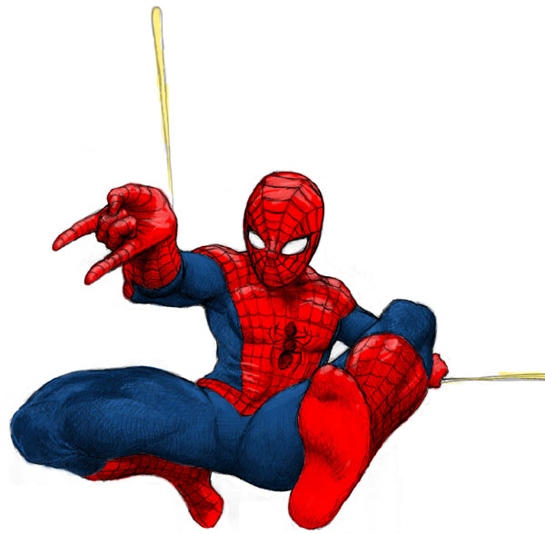 Spiderman clipart hanging. Free panda images clip
