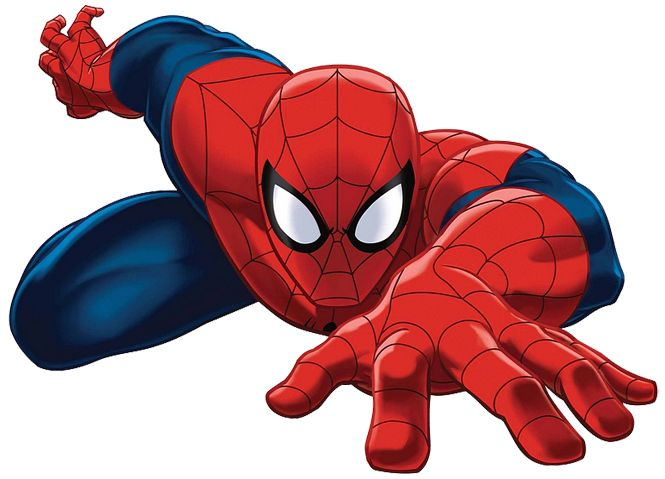 Spiderman clipart marvel. Imagen de http images