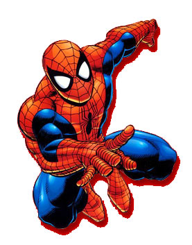 Spiderman clipart marvel. Baby panda free images