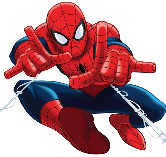Spiderman clipart marvel. For kids at getdrawings