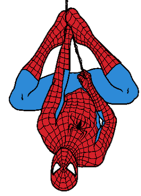 Spiderman clipart number 5. X panda free images
