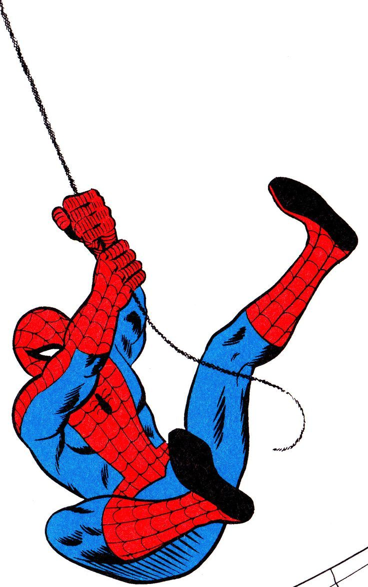 Spiderman clipart number 5. Clip art the st
