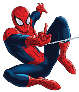 Spiderman clipart orginal. Halloween free collection download