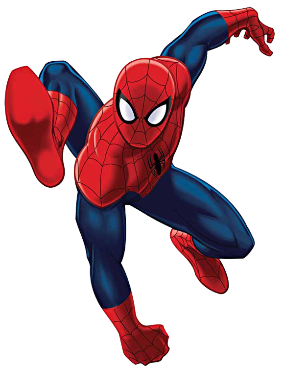Spiderman clipart orginal. Clip art free panda