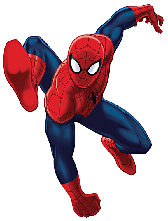 Spiderman clipart png. Clip art jump image