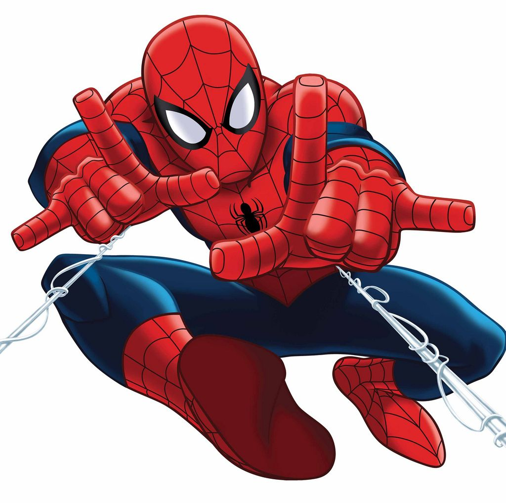 Spiderman clipart ultimate spiderman. Spider man and imagens