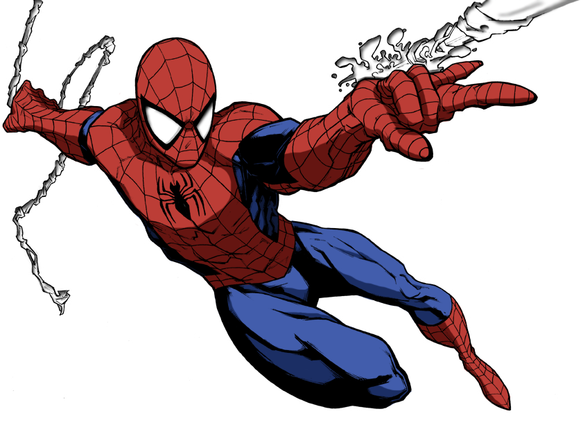 Spiderman comic png. Image spider man earth