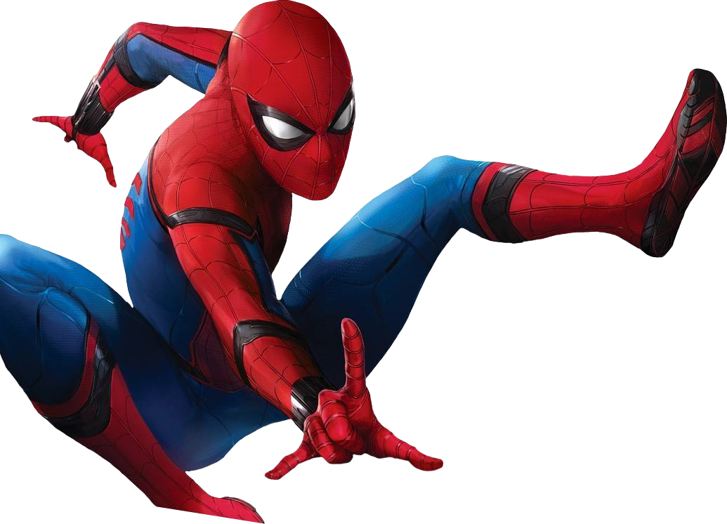 Spiderman homecoming png. Image spider man dell