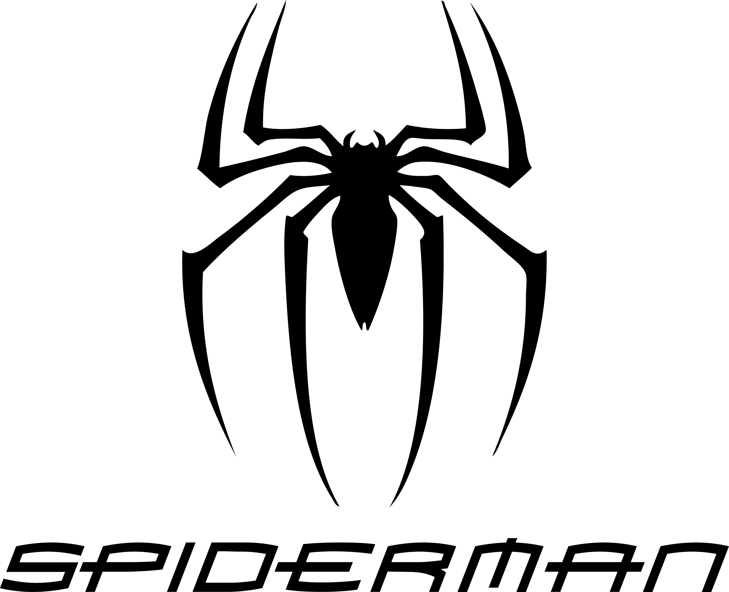 Spiderman logo png. Transparent images pluspng spidermanlogo