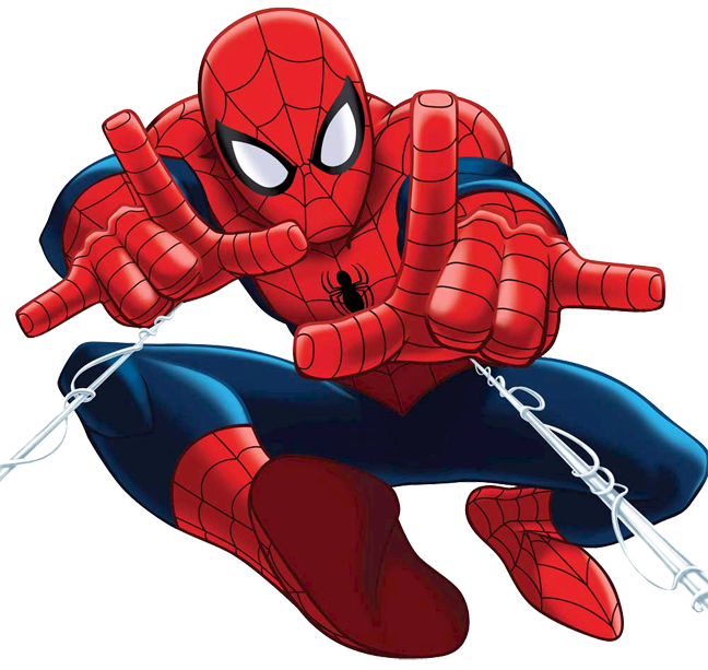 Spider-man png. Free spiderman clipart image
