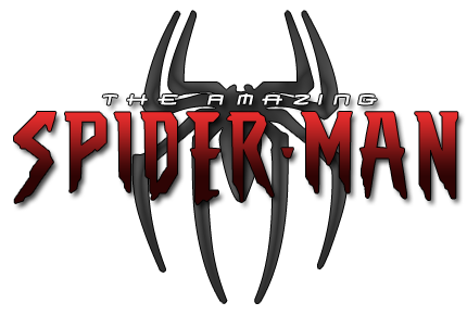 Spiderman png logo. Asm the amazing spider