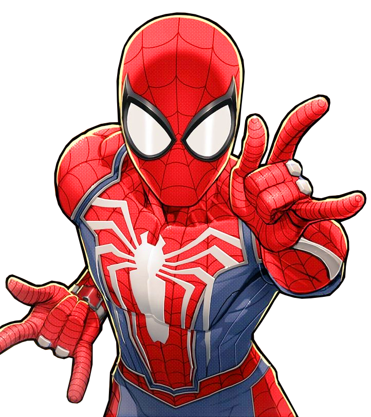 Spidey bugle on twitter. Spiderman ps4 png banner black and white library