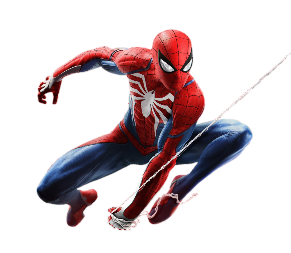 Spiderman ps4 png. Spider man ps by