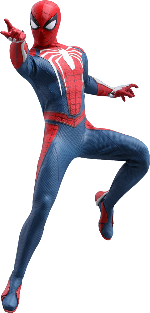 Spiderman ps4 png. Marvel spider man advanced