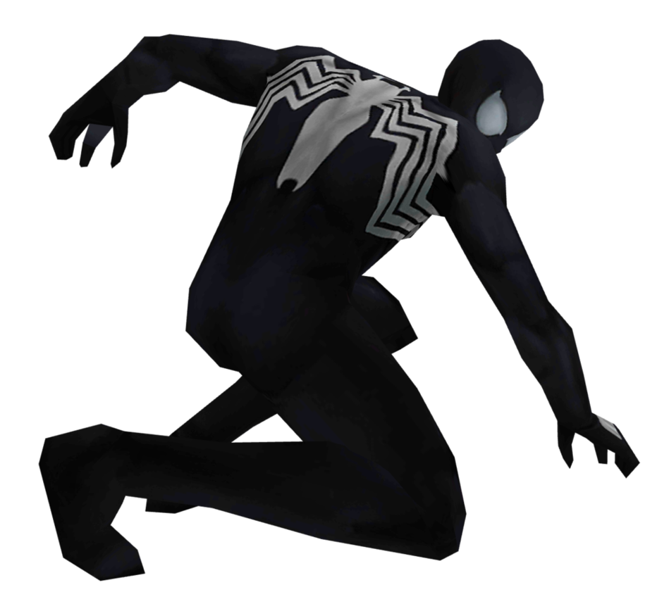 Spiderman silhouette png. Marvel s future fight
