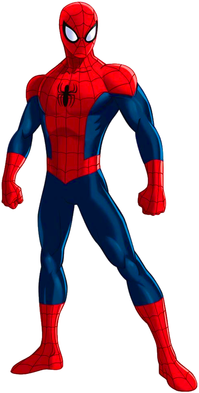 Spiderman standing png. Image spidey ultimate spider