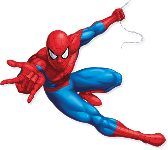 Spiderman swinging png. Spider man images free