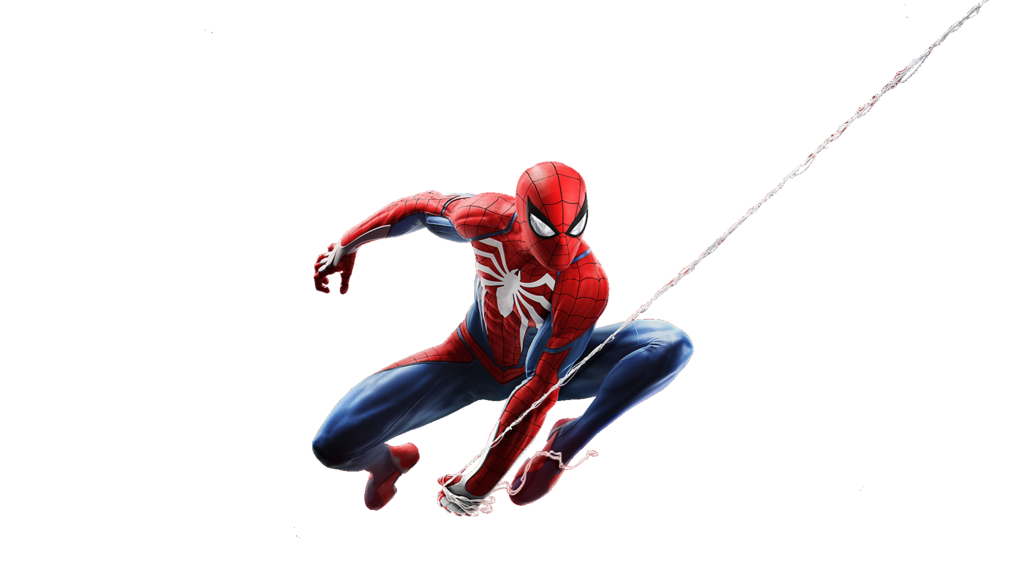 Spiderman swinging png. Spider man ps web