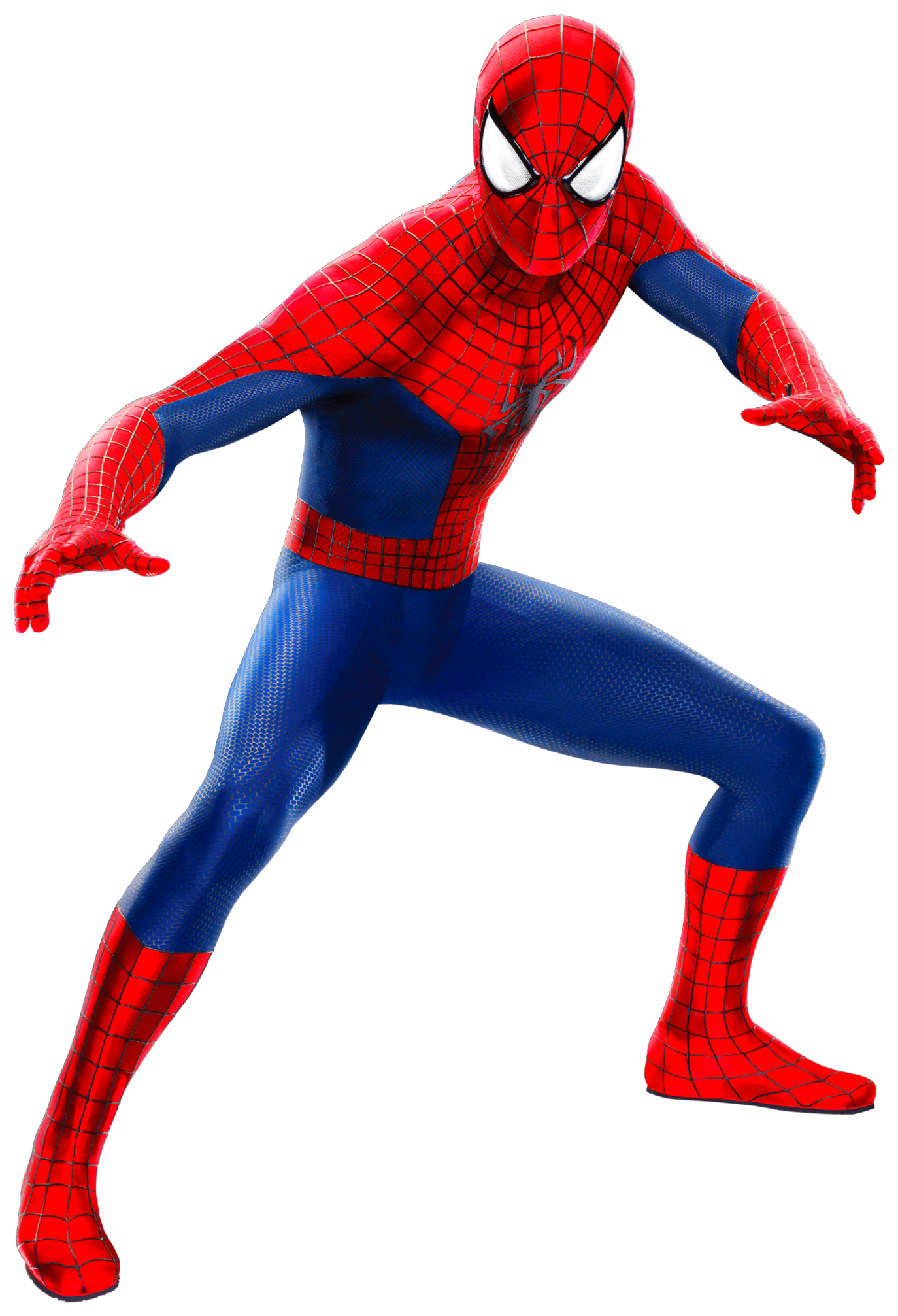 Spiderman upside down png. The amazing spider man