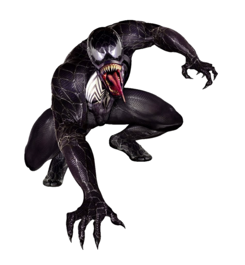 Spiderman venom png. Spider man by metropolis