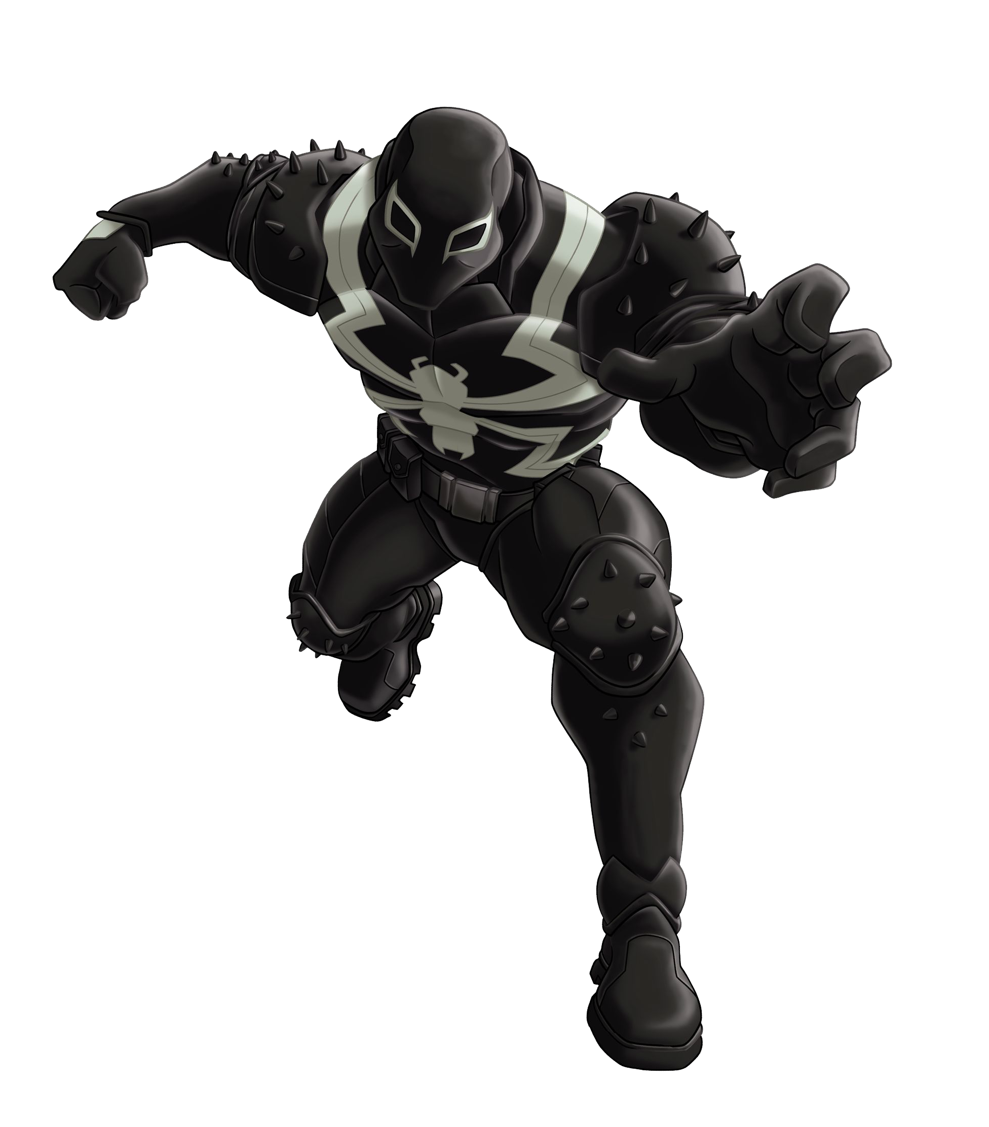 Spiderman venom png. Agent ultimate spider man