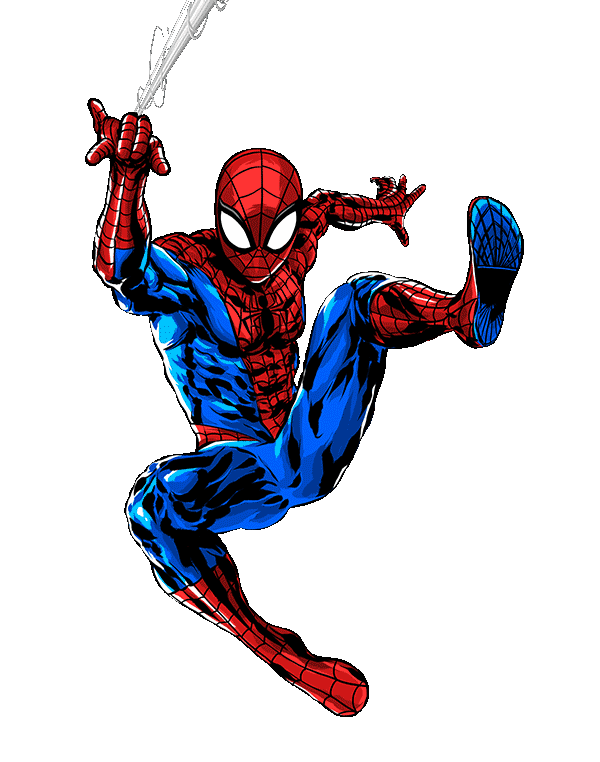 Spiderman web shooter png. Synchrony save like a