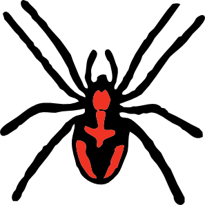 Spiders clipart svg. Spider clip art at
