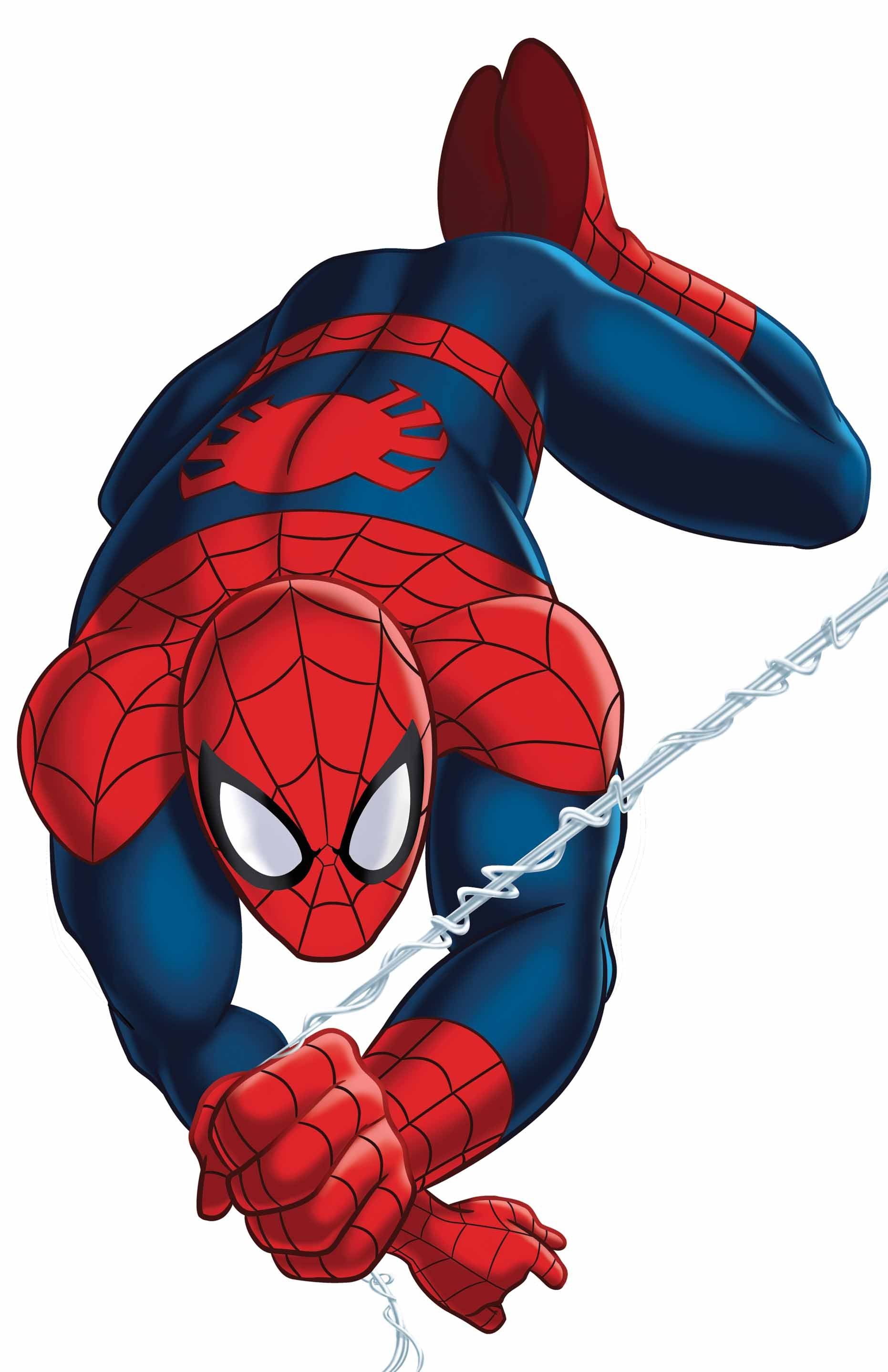 Spiders clipart toon. Scary spider at getdrawings