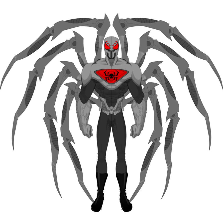 Spiders drawing badass. Crime masters doctor spider