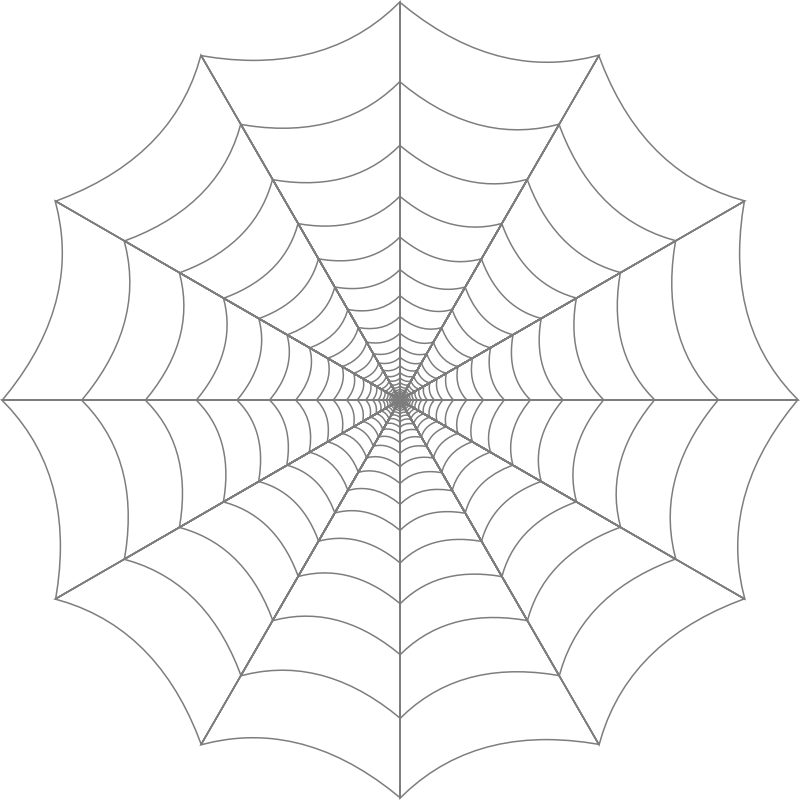 Spiderweb clipart png. Spider web free to