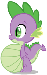 Spike and angel png. Ate by spikevore on