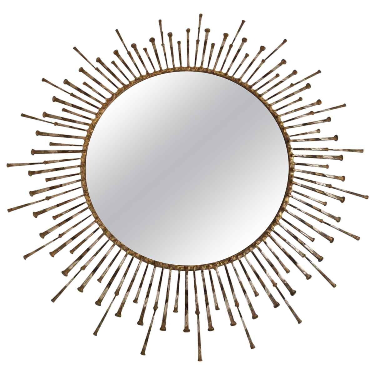 Spike and sunburst png. Mirror