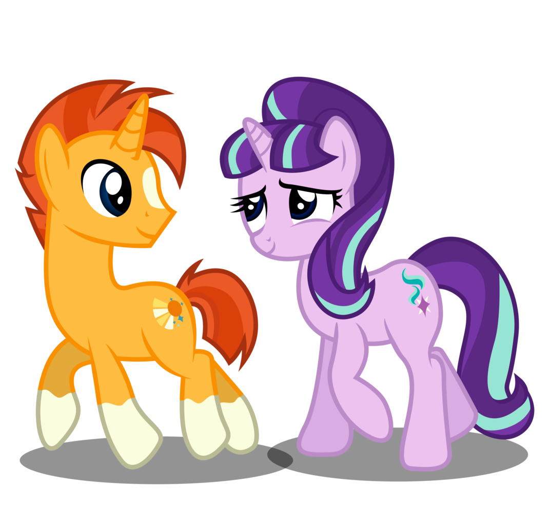 Spike and sunburst png. Artist paulysentry female