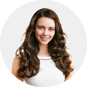 Spin clip hair. Extension specialist of the