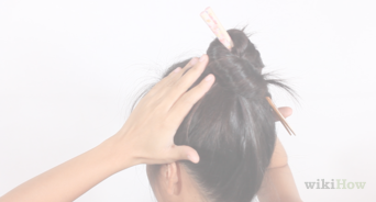 Spin clip hair. How to use a