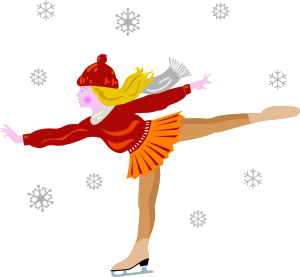 Spin drawing figure skating. Clipart ice at getdrawings