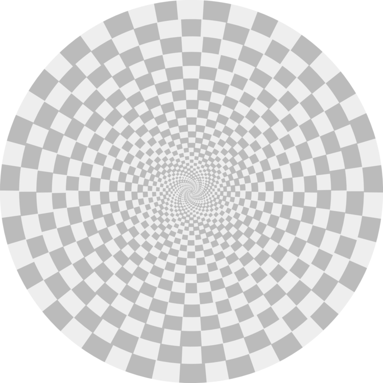 Spin drawing illusion. Awesome optical illusions an