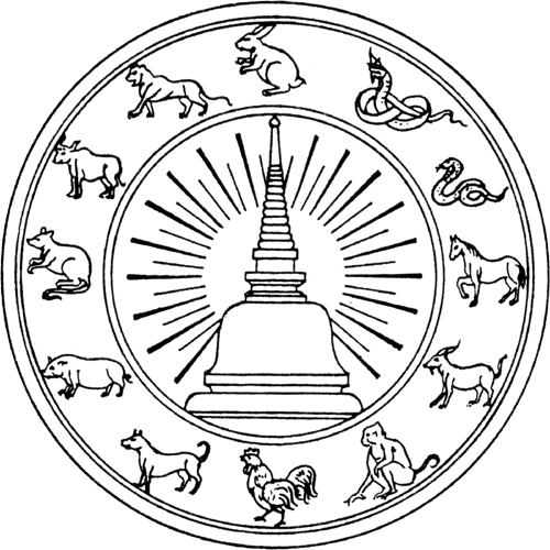 Spin vector gasing. Ethnic malays nakhon si