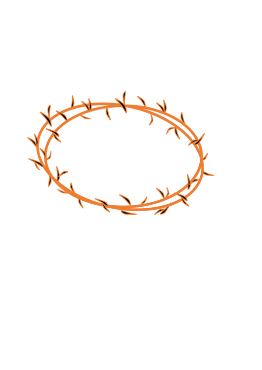 Spine clipart clip art. Thorncrown chapel crown of