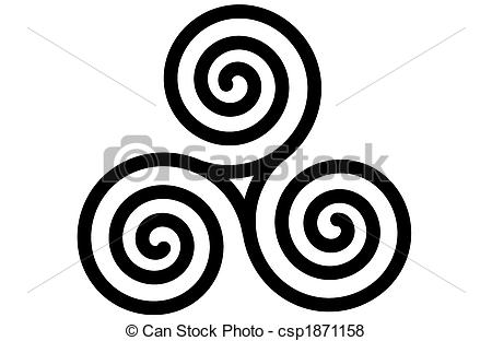 Vector graphics eps clip. Spiral clipart clip art royalty free library