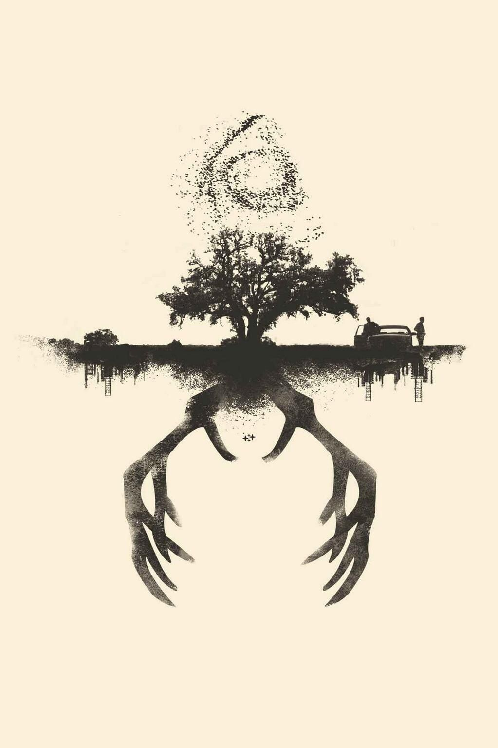 Spiral clipart carcosa. True detective the first