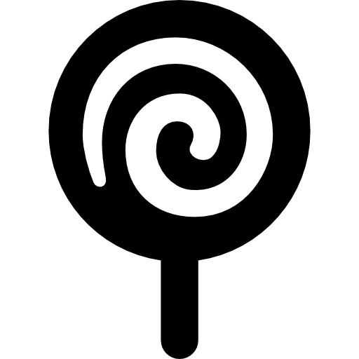 Spiral clipart lollipop. Icons free download
