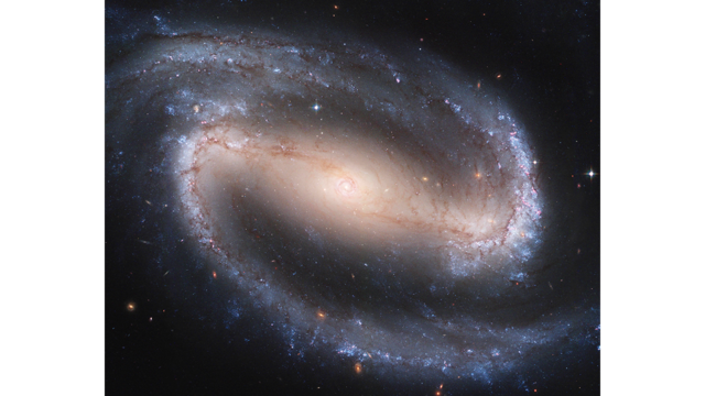 Spiral galaxy png. Hubblesite image barred ngc