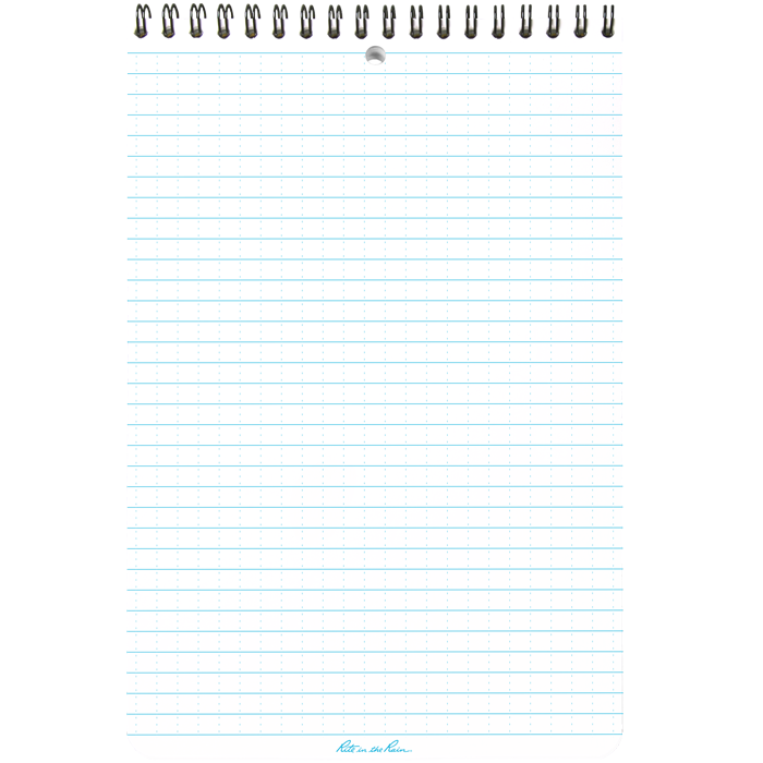 spiral notebook page png