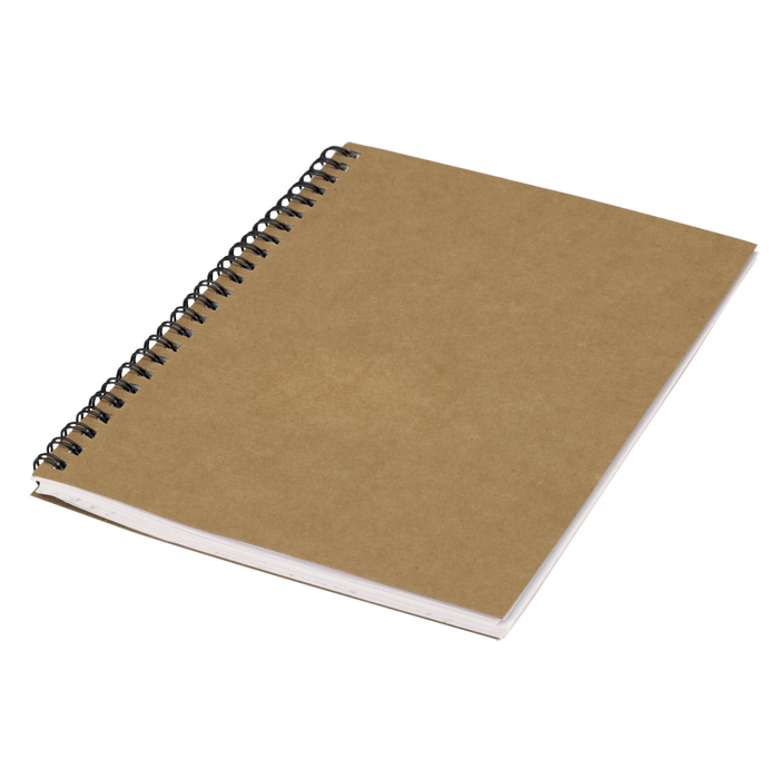 Spiral notebooks png. Monkey house promotions corporate