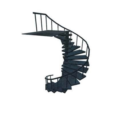 Spiral staircase png. Roblox